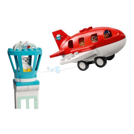 Конструктор LEGO Duplo Літак і аеропорт (10961)замовити