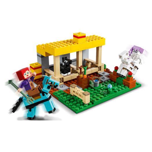 Конструктор LEGO Minecraft Стайня (21171)замовити
