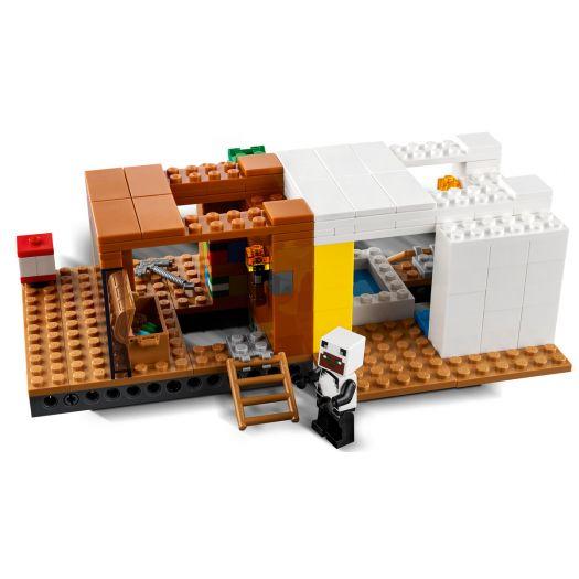 Конструктор LEGO Minecraft Сучасний будиночок на дереві (21174)в Україні