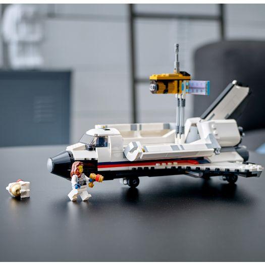 Конструктор LEGO Creator Пригоди на космічному шатлі (31117)в Україні
