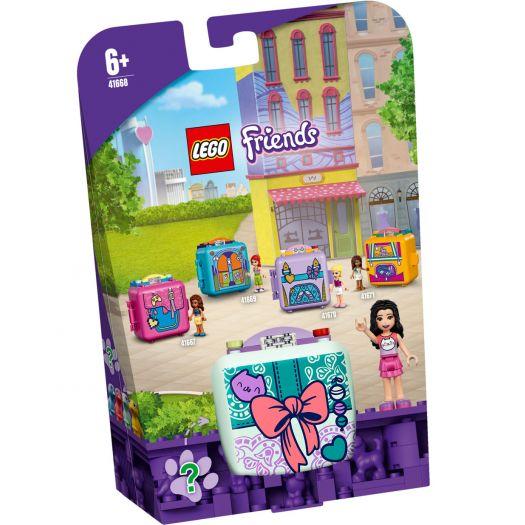 Конструктор LEGO Friends Модний куб Емми (41668)в Україні