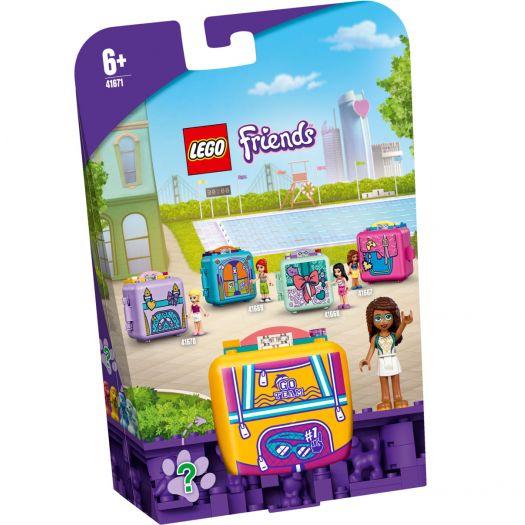 Конструктор LEGO Friends Кубик Андреа для плавання (41671)купити