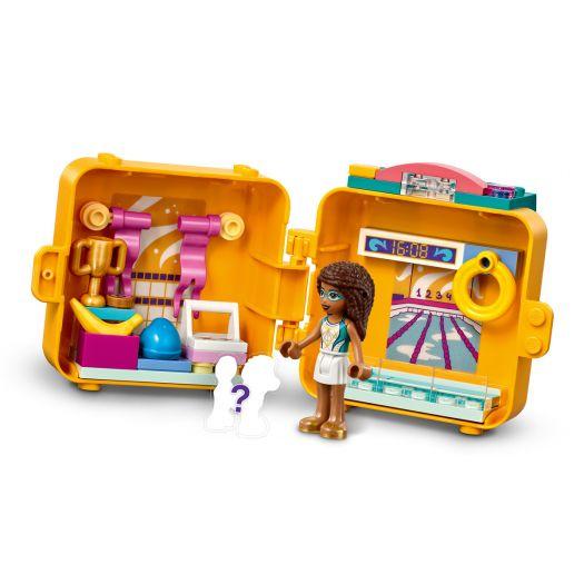 Конструктор LEGO Friends Кубик Андреа для плавання (41671)замовити