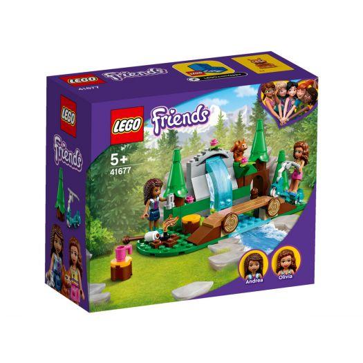 Конструктор LEGO Friends Лісовий водоспад (41677)купити