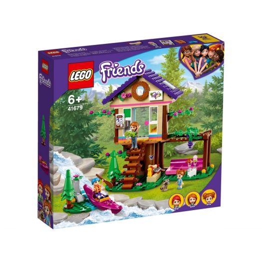 Конструктор LEGO Friends Будиночок в лісі (41679)в Україні