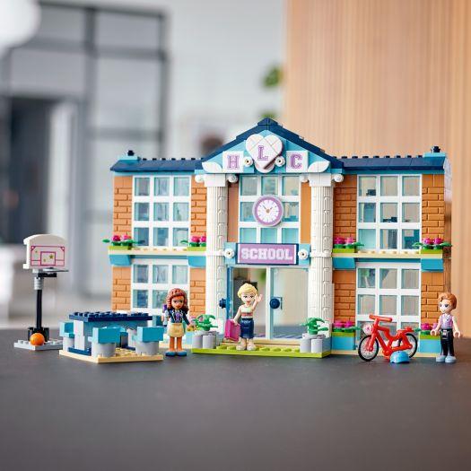 Конструктор LEGO Friends Школа у Хартлейк-Сіті (41682)купити