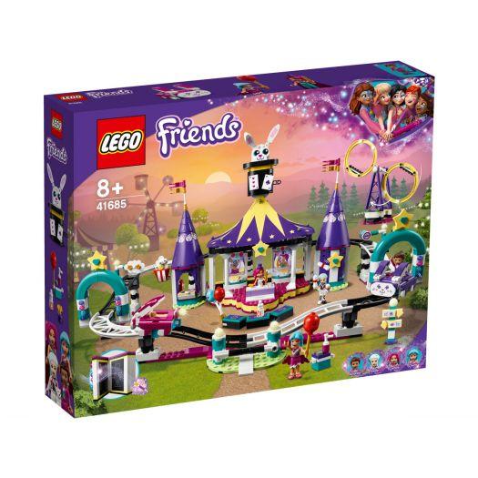 Конструктор LEGO Friends Американські гірки на Чарівній ярмарці (41685)в Україні