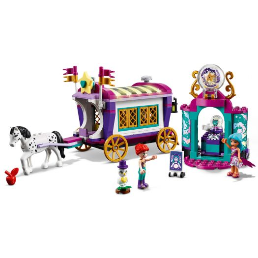 Конструктор LEGO Friends Магічний фургон (41688)в Україні