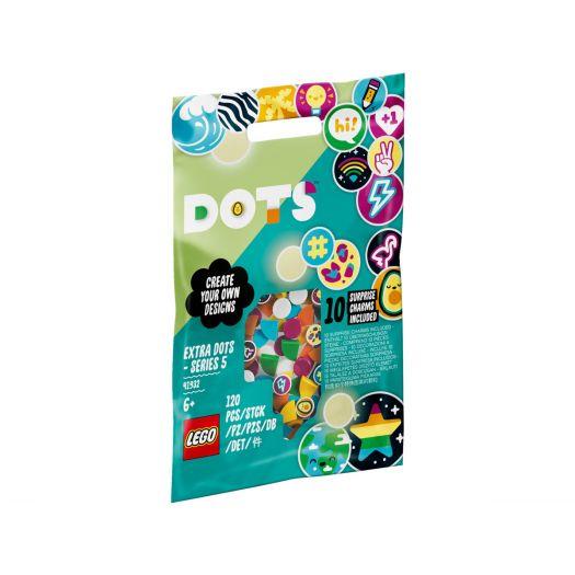 Конструктор LEGO Dots Тайли Dots - серія 5 (41932)замовити