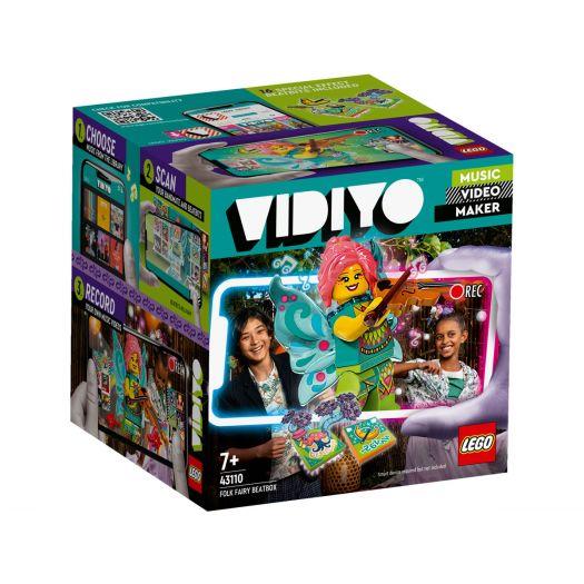 Конструктор LEGO Vidiyo Бітбокс Феї Фолка (43110)в Україні