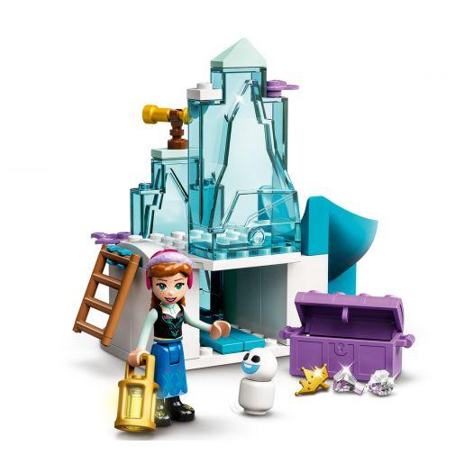 Конструктор LEGO Disney Princess Крижана чарівна країна Анни та Ельзи (43194)купити