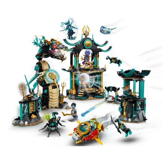 Конструктор LEGO Ninjago Храм безмежного моря (71755)купити