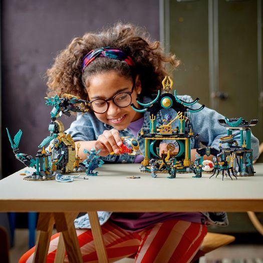 Конструктор LEGO Ninjago Храм безмежного моря (71755)в Україні