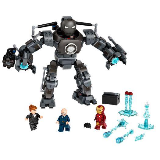Конструктор LEGO Super Heroes Залізна людина: сутичка з Залізним Торговцем (76190)замовити