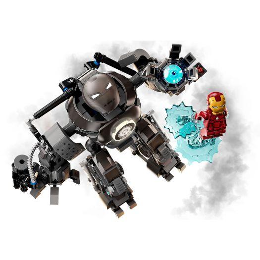 Конструктор LEGO Super Heroes Залізна людина: сутичка з Залізним Торговцем (76190)купити