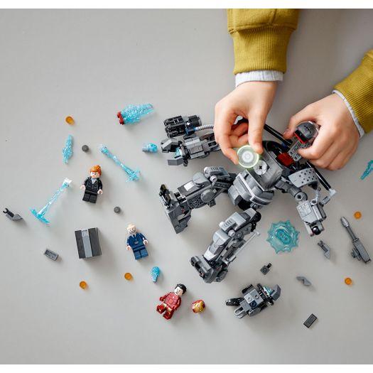 Конструктор LEGO Super Heroes Залізна людина: сутичка з Залізним Торговцем (76190)в Україні