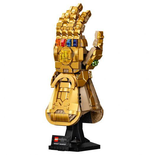 Конструктор LEGO Super Heroes Рукавичка нескінченності (76191)купити