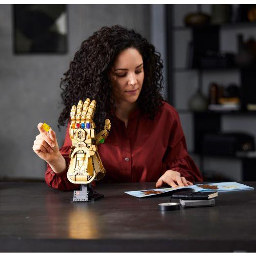 Конструктор LEGO Super Heroes Рукавичка нескінченності (76191)замовити
