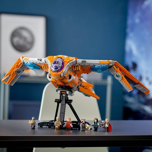 Конструктор Lego Super Heroes Корабель Вартових галактики (76193)замовити