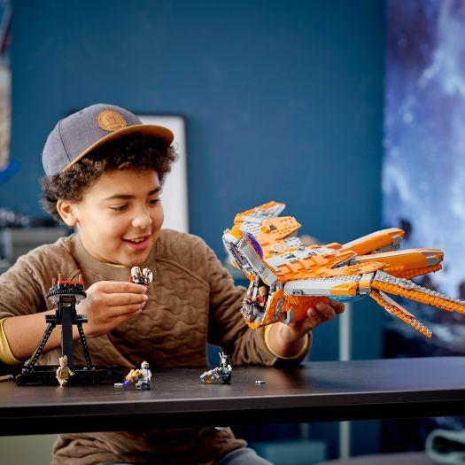 Конструктор Lego Super Heroes Корабель Вартових галактики (76193)в Україні