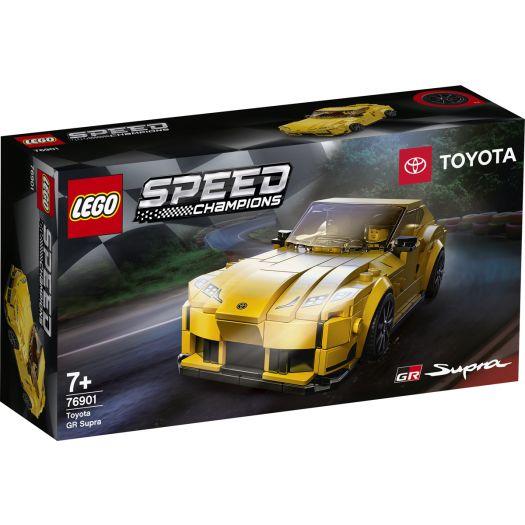 Конструктор LEGO Speed Champions Toyota GR Supra (76901)замовити