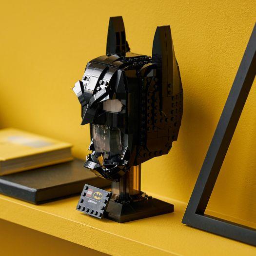 Конструктор LEGO Super Heroes Маска Бетмена (76182)в Україні