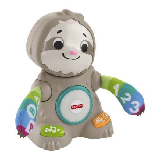 Інтерактивна іграшка Fisher-Price Танцюючий лінивець серії Linkimals (укр) (GXR58)купити