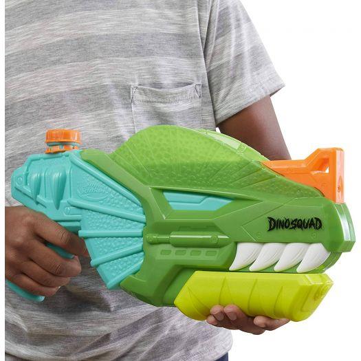 Водний бластер Nerf Dino Squad Super Soaker (F0496)купити