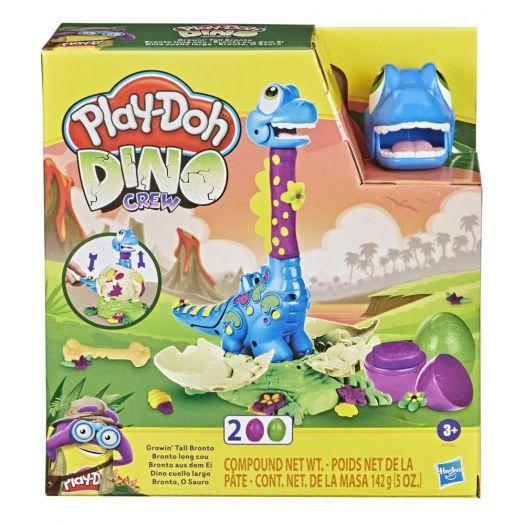 Набір для творчості з пластиліном Play-Doh Великий Бронто (F1503)замовити