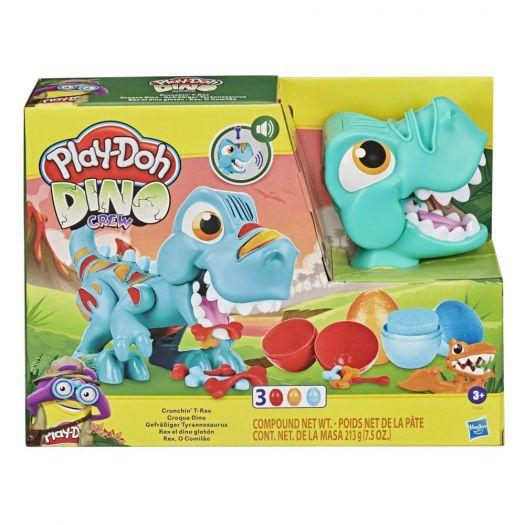Набір для творчості з пластиліном Play-Doh Ті Рекс (F1504)купити