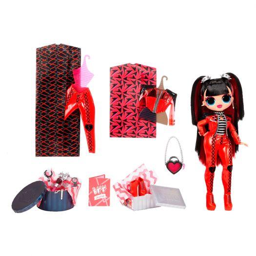 Ляльковий набір LOL Surprise OMG S4 Спайсі-леді (572770)в Україні