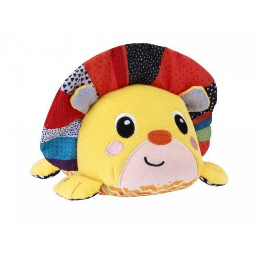 М'яка музична іграшка Infantino Рухомий левеня (316258I)купити