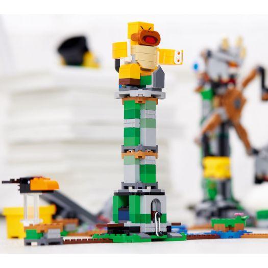 Конструктор LEGO Super Mario Падіння вежі Боса Сумо Бро. Додатковий рівень (71388)купити