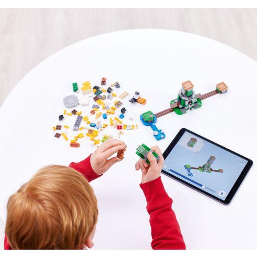 Конструктор LEGO Super Mario Падіння вежі Боса Сумо Бро. Додатковий рівень (71388)в Україні