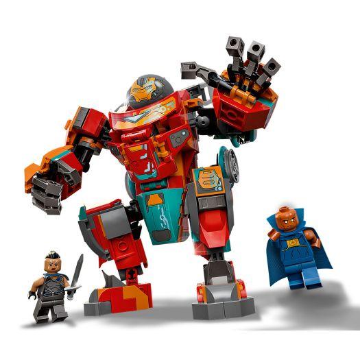 Конструктор LEGO Super Heroes Залізна Людина Людина-саакарієць Тоні Старка (76194)замовити