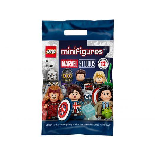 Конструктор LEGO Minifigures Студія Marvel (71031)замовити