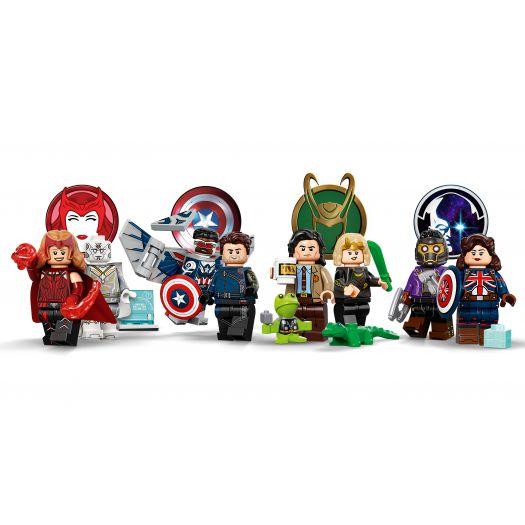 Конструктор LEGO Minifigures Студія Marvel (71031)купити