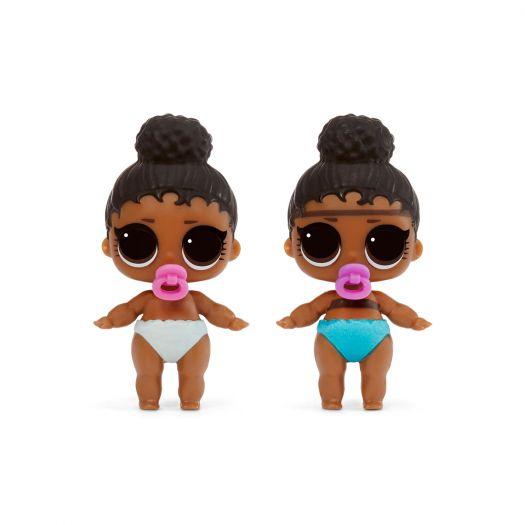 Ігровий набір з лялькою LOL Surprise серії Color Change - Сестрички (576327)купити