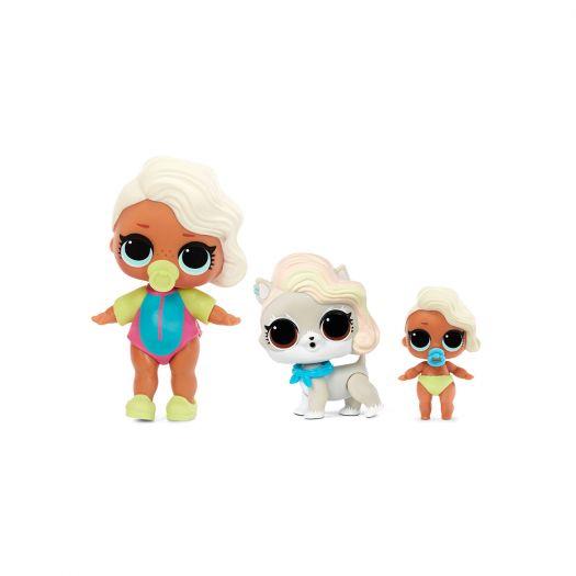 Ігровий набір з лялькою LOL Surprise серії Color Change - Сестрички (576327)в Україні