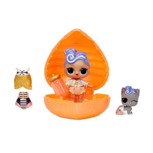 Ігровий набір з лялькою LOL Surprise! серії Color Change - Крошка Кеп з кошеням (117995)замовити