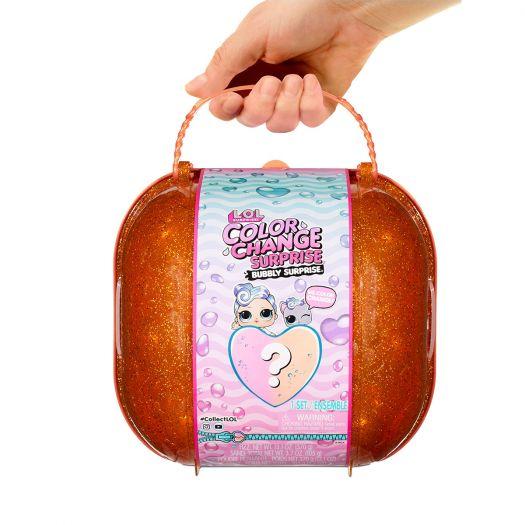 Ігровий набір з лялькою LOL Surprise! серії Color Change - Крошка Кеп з кошеням (117995)купити