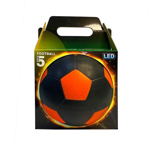 М'яч футбольний JYMINGDE з підсвічуванням (BLS5-SB)купити