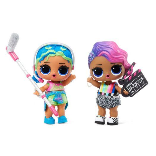 Ігровий набір з лялькою LOL Surprise! серії Movie Кіногерої (576471)купити