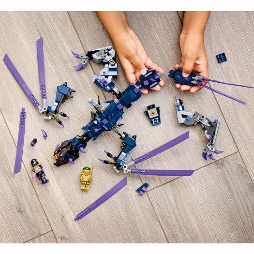 Конструктор LEGO Ninjago Дракон Оверлорда (71742)замовити