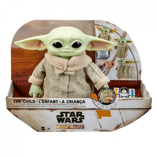 Інтерактивна фігурка Star Wars Дитя з функціоналом