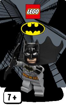 Lego Batmen